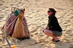 CAMEL AND ME