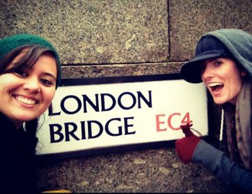 LONDON BRIDGE!
