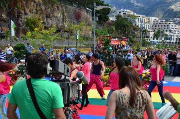 FILM SHOOT IN FUNCHAL