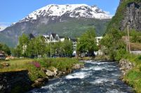NATURAL BEAUTY IN GEIRANGER