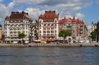 STOCKHOLM'S CANAL-SIDE HOTELS