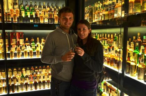 Scotch Whiskey Experience