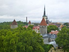 ESTONIAN STEEPLES