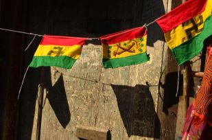 PRAYER FLAGS?