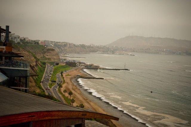 COAST AT MIRAFLORES