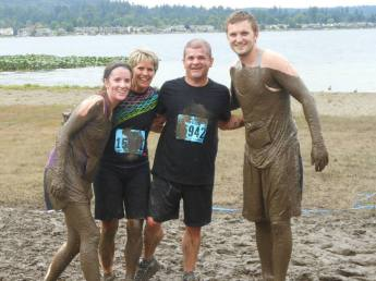 AFTER THE MUD CRAWL