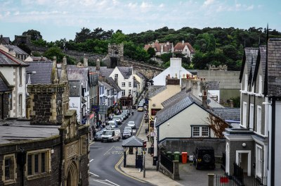 CONWY TOWN