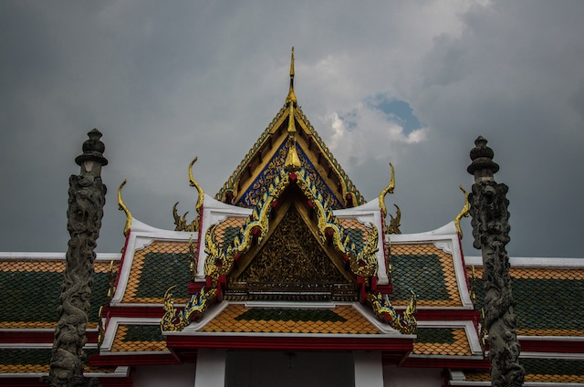 PHRA UBUSOT ORDINATION HALL