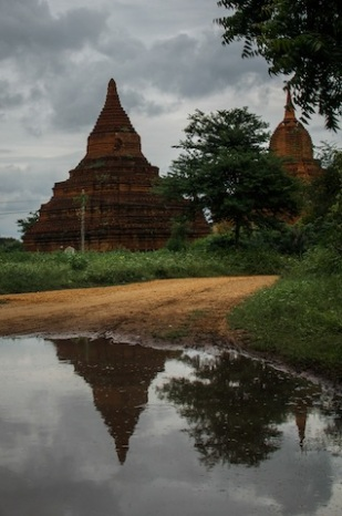 TEMPLE REFLECTION
