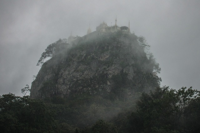 MT. POPA SUMMIT