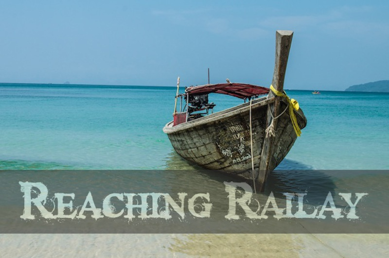 REACHING RAILAY