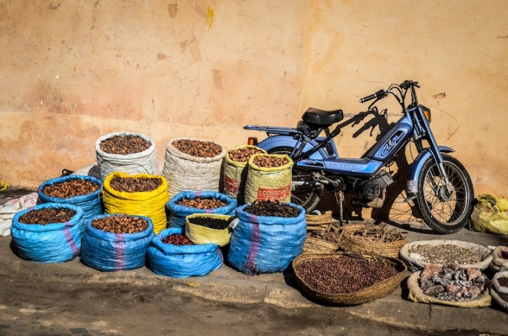 BIKE AND SPICES