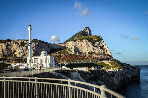 EUROPA POINT MOSQUE