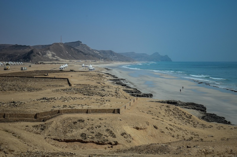 BEACH AT SALALAH