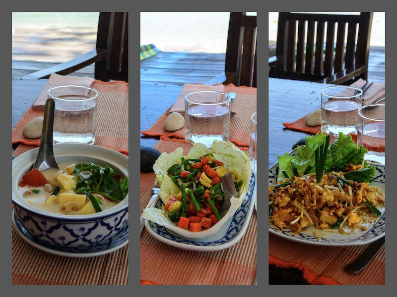 MY THAI DISHES
