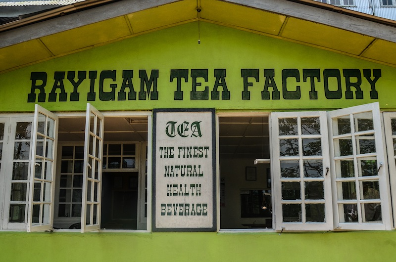 RAYIGAM TEA FACTORY