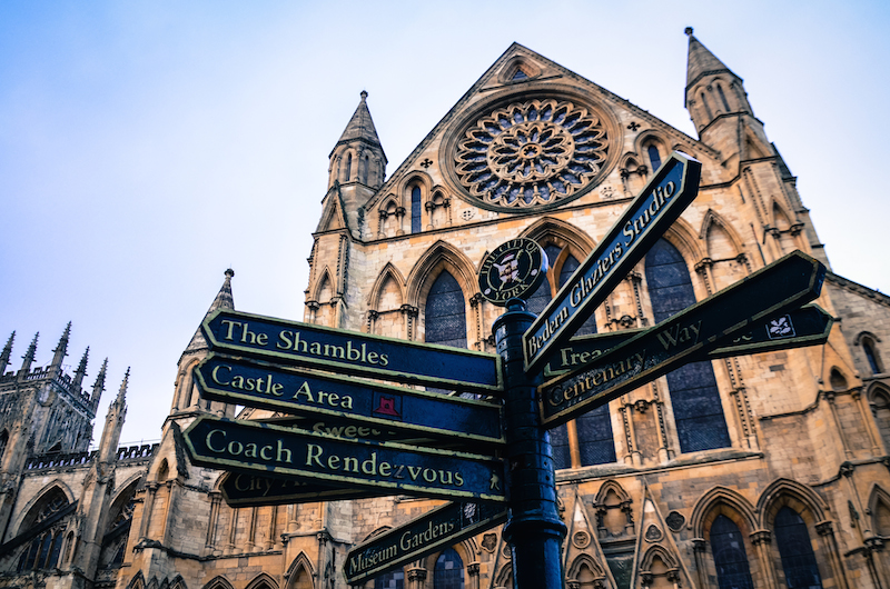 YORK'S CATHEDRAL