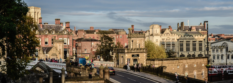 LOOKING BACK AT YORK