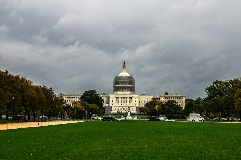 CLOUDY CAPITOL