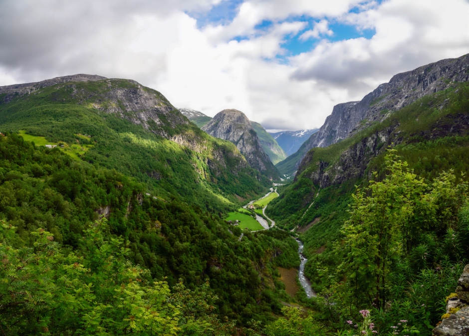 Norway's Nærøy Valley