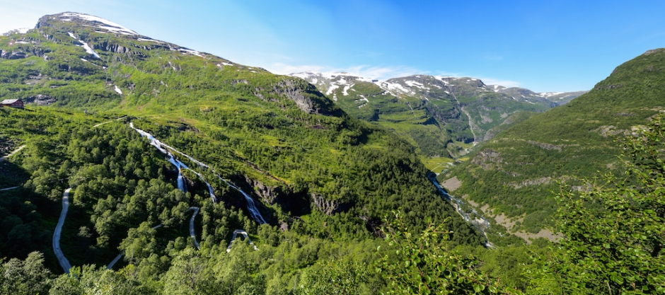 Myrdal View Panoramic