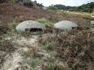 2 of the 173,371 old bunkers