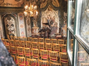 Mozart played here!