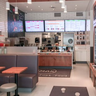 SMAK - healthy fast food focused on sustainability